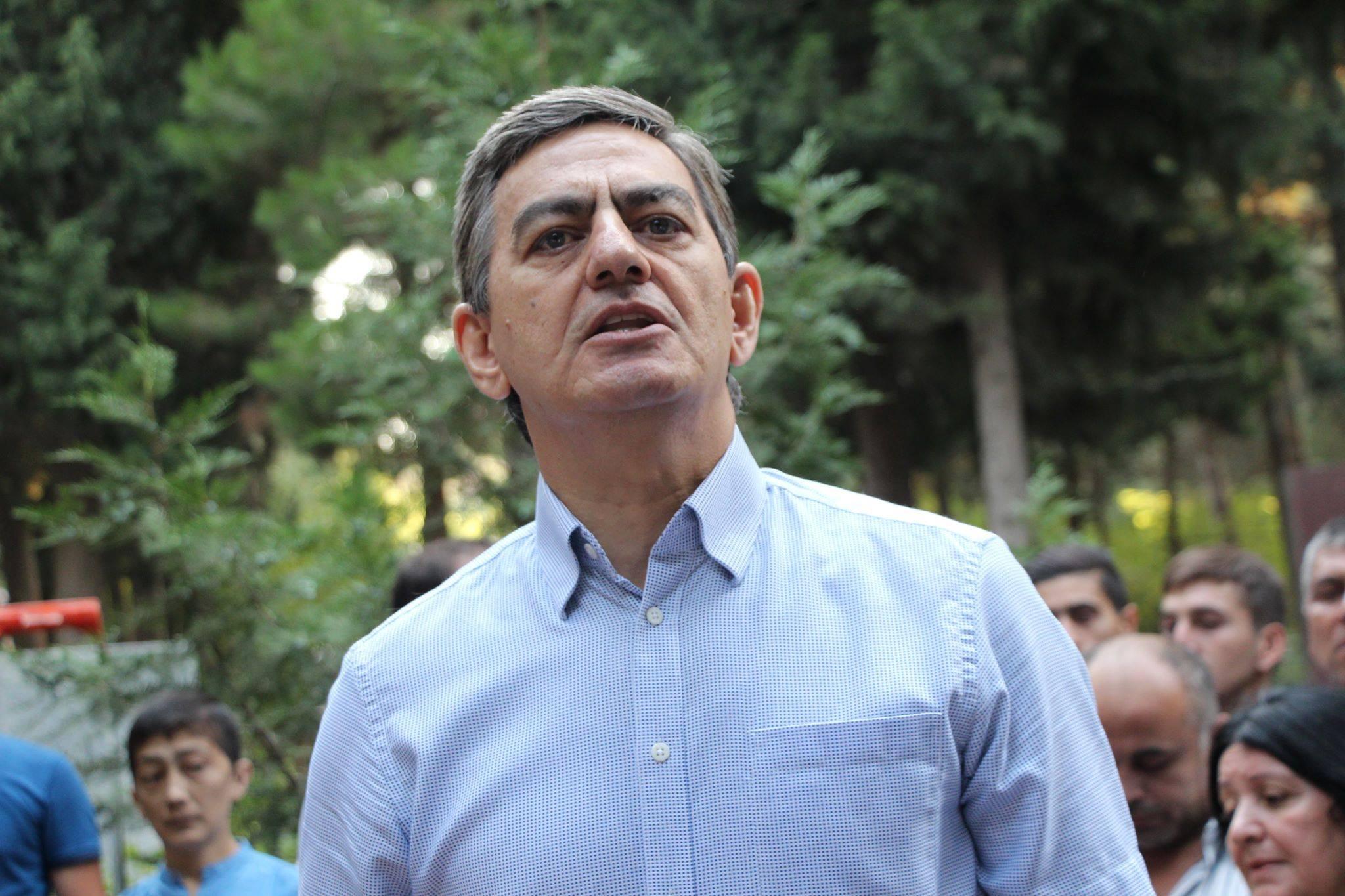 Image result for Əli Kərimli